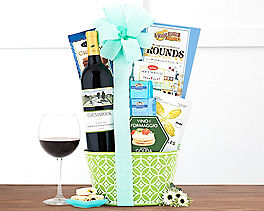 Suggestion - Edenbrook Vineyards Cabernet Wine Gift Basket