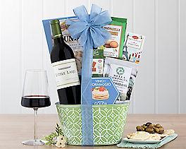 Suggestion - Edenbrook Vineyards Cabernet Wine Gift Basket