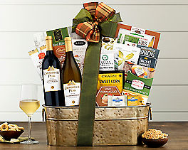 Suggestion - Eastpoint Cellars Coastal Connoisseur Wine Basket