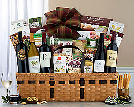 Suggestion - Sommelier's Fine Wine Basket