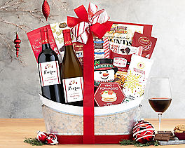 Suggestion - Blakemore Winery Red & White Selection Gift Basket