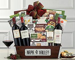 Suggestion - Napa Valley Cabernet Trio Wine Basket