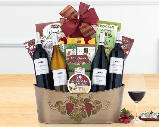 How to use a Wine Country Gift Baskets coupon Wine Country Gift Baskets has a section of baskets that ship for free so shop for those first. You can find the best deals on the Wine Country Gift Baskets website under their
