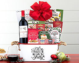 Suggestion - Kiarna Vineyards Cabernet Season's Greetings