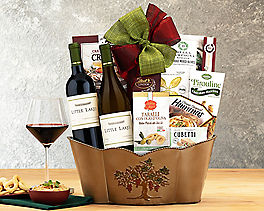 Suggestion - Briar Creek Cellars Double Delight Wine Basket