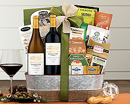 Suggestion - Cliffside Vineyards Wine Basket