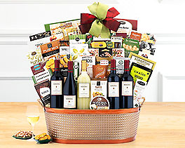 Suggestion - Houdini Napa Valley Collection Gift Basket Original Price is $250.00