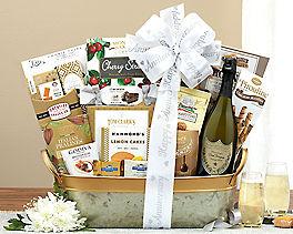 Suggestion - Dom Perignon Anniversary Gift Basket