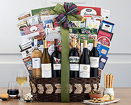 Suggestion - The Half-Dozen California Wine Gift Basket
