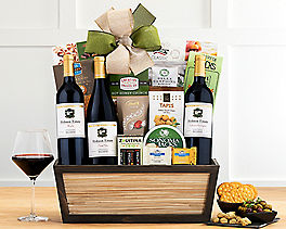 Suggestion - Cliffside Vineyards Red Wine Trio