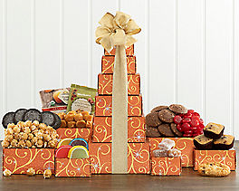 Suggestion - Cookie and Sweets Gift Tower