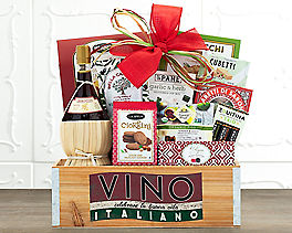 Suggestion - Romanelli Chianti Vino Italiano Wine Basket Original Price is $120