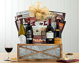 Suggestion - California Red and White Wine Crate Original Price is $165