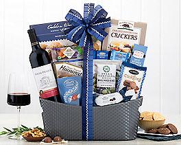 Suggestion - Alfasi Cabernet Kosher Wine Gift Basket