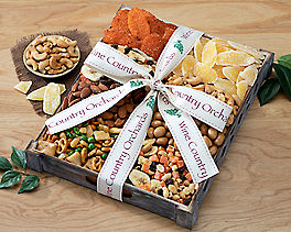 Suggestion - Deluxe Mixed Nut Gift Tray Original Price is $74.95