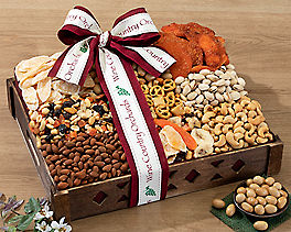 Suggestion - Ultimate Mixed Nuts and Dried Fruit Gift Tray Original Price is $99.95