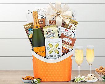Veuve Clicquot Champagne Gift Basket Gift Basket