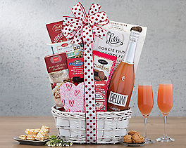 Suggestion - Bellini Valentine Gift Basket
