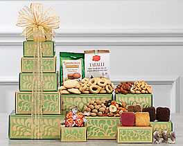 Suggestion - Nut, Brownie and More Gift Tower Original Price is $59.95