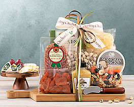 Suggestion - Savory Cutting Board Meat & Nut Collection