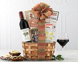 Suggestion - Grgich Hills Zinfandel Wine Gift Basket