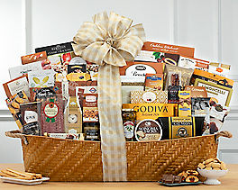Suggestion - Share and Enjoy Gourmet Gift Basket Original Price is $250