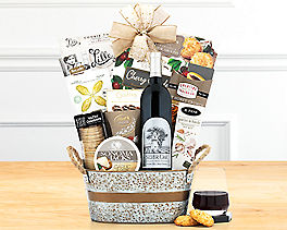 Suggestion - Silver Oak Cabernet Wine Basket