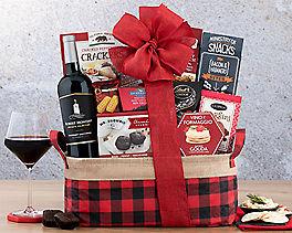 Suggestion - Robert Mondavi Cabernet Wine Basket Original Price is $89.95
