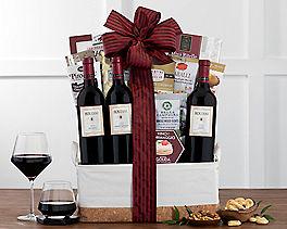 Suggestion - Houdini Napa Valley Proprietary Red Wine Trio Original Price is $250.00