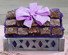 Suggestion - Chocolate, Peanut Butter & Fudge Nut Brownie Dozen Original Price is $49.95