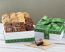 Suggestion - Cookies and Brownies Deluxe Collection Gift Box