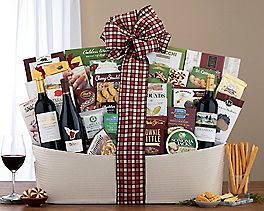 Suggestion - Red Wine Lover's Gift Basket