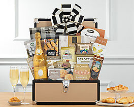 Suggestion - Louis Roederer Cristal Champagne Gift Basket Original Price is $695