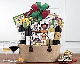 Suggestion - California Wine Quartet Gift Basket Original Price is $200