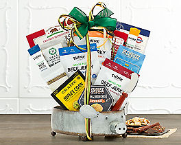 b26e5a56fdff Hole in One Gift Basket at Wine Country Gift Baskets