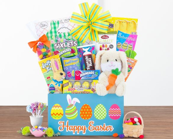 Easter extravaganza gift basket at wine country gift baskets image2 negle Image collections