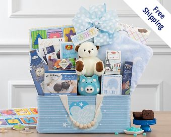 Baby gift baskets at wine country gift baskets item 994 negle Image collections