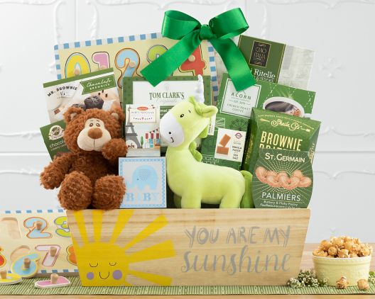 You Are My Sunshine Gift Basket At Wine Country Gift Baskets