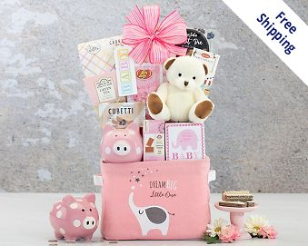 39a71f4f7926 Baby Gift Baskets at Wine Country Gift Baskets