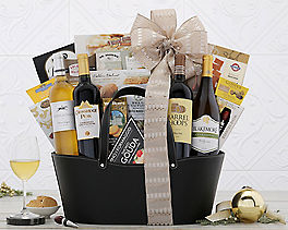 Suggestion - California Wine Country Gift Basket