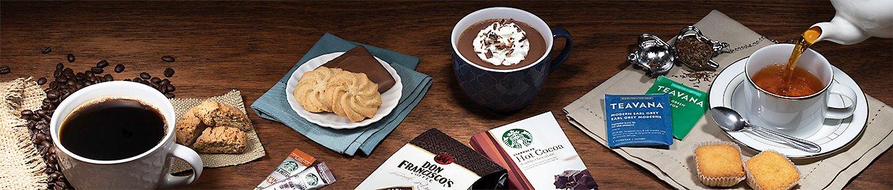 Coffee Tea Cocoa