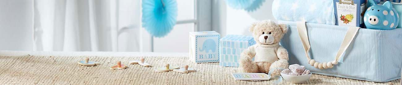 Teddy Bear Gift Baskets